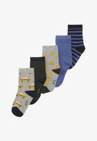 Name it - NMMVAGN 5 PACK - Socks - dutch blue - 3