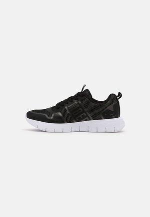 FREDERIC - Sneakersy niskie - black/gunmetal