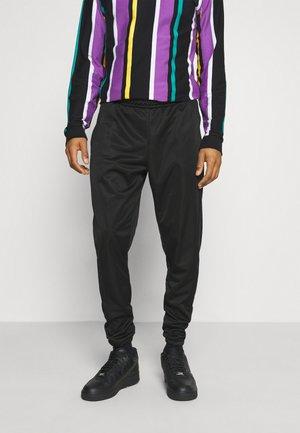 ZETTIO - Teplákové kalhoty - black