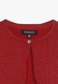 Staccato - TODDLER TEENS KID TEENAGER - Kardigan - red - 3