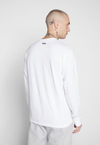 Fila - PURE - Long sleeved top - bright white - 2