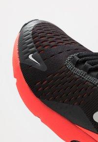 Nike Sportswear - AIR MAX  - Sneakers laag - black/reflect silver/bright crimson - 2