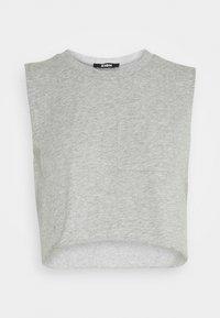 Zign - Top - mottled light grey - 0