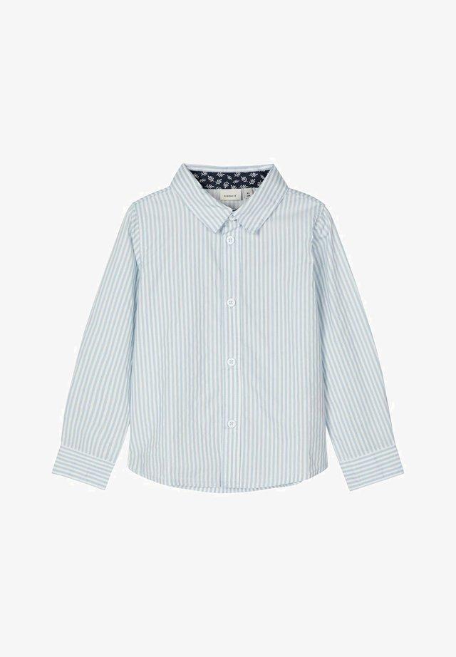 Skjorta - cashmere blue