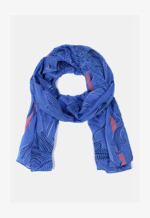 Sjaal - himmelblau