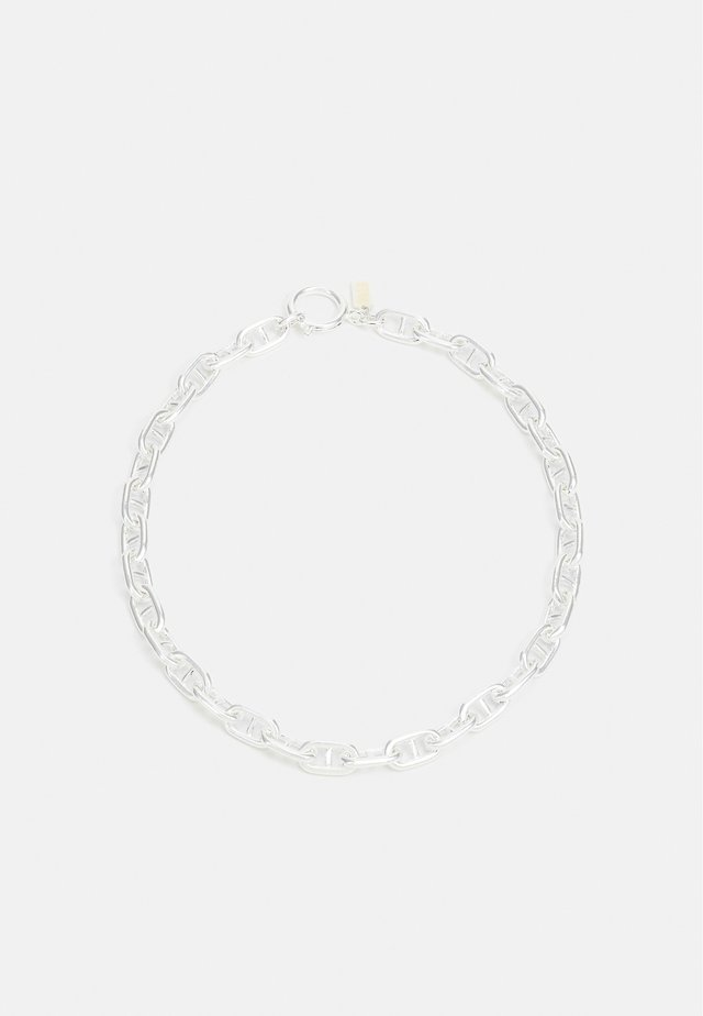 BELLA NECKLACE - Collier - silver-coloured