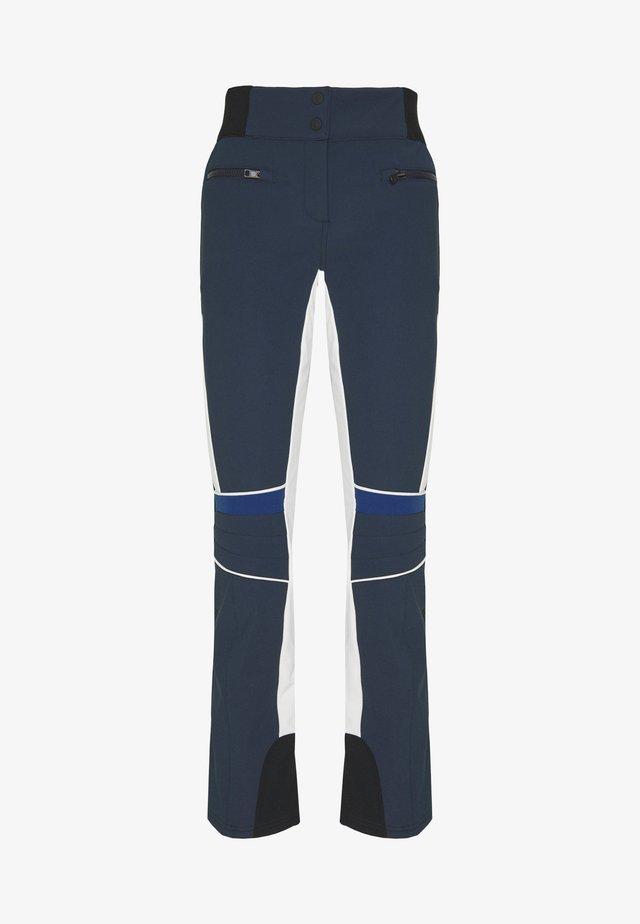 ADELA PANT - Zimní kalhoty - navy
