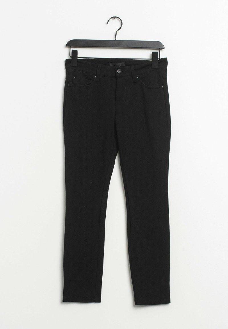 MAC - Trousers - black