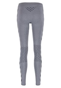 Hummel - CLASSIC BEE CI SEAMLESS - Tights - blue melange - 1