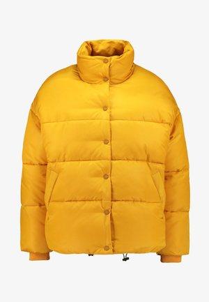 Winter jacket - ochre