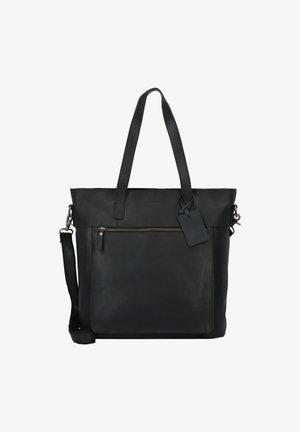 VINTAGE - Tote bag - black