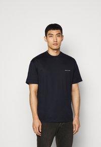 Emporio Armani - Basic T-shirt - dark blue - 0