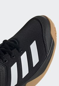 adidas Performance - LIGRA 6 SHOES - Chaussures de volley - black/white - 8