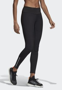 adidas Performance - TERREX AGRAVIC - Tights - black - 4