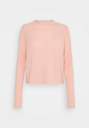 MOCKNECK - Trui - peach powder