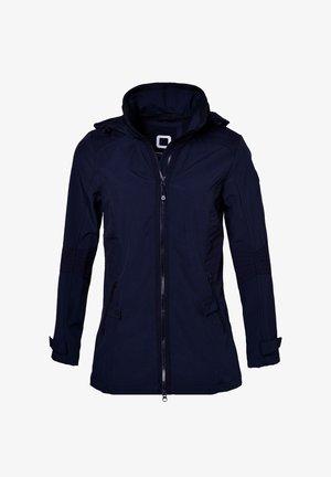Soft shell jacket - navy