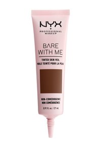 Nyx Professional Makeup - BARE WITH ME TINTED SKIN VEIL - Foundation - 11 deep rich - 1