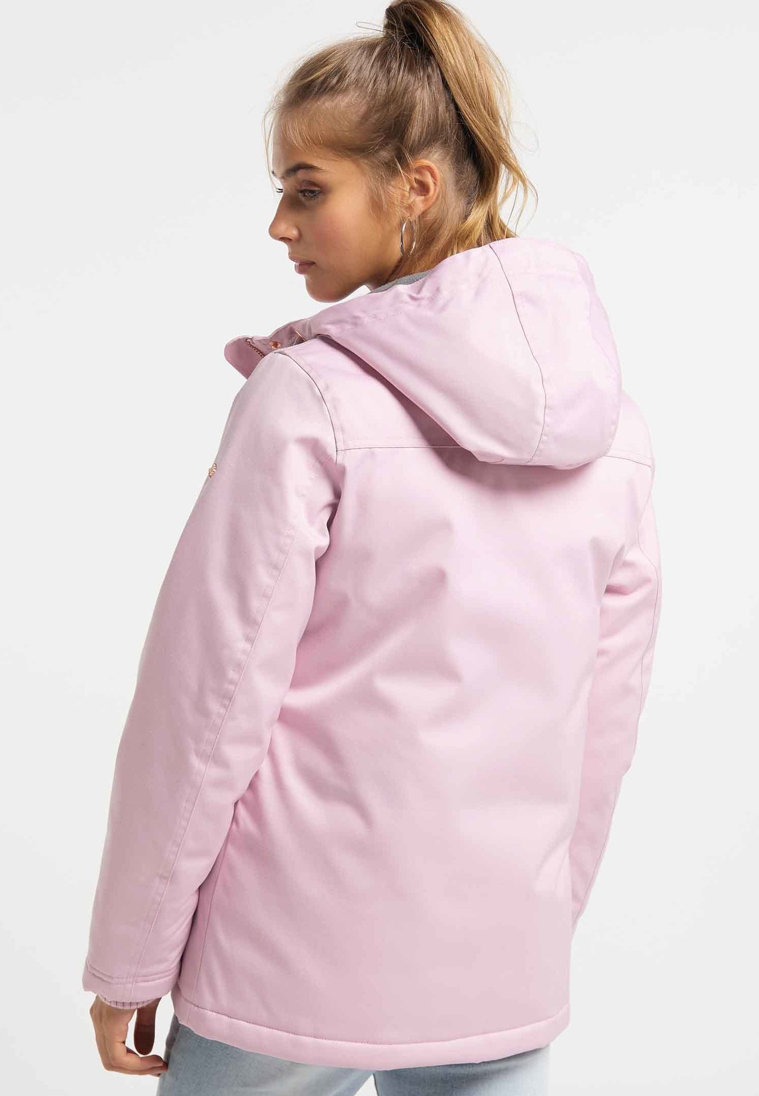 myMo Outdoorjacke light pink/rosa