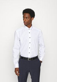 OLYMP Luxor - LUXOR MODERN FIT - Camicia - white - 0