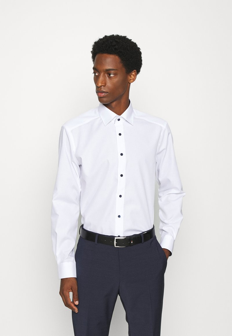 OLYMP Luxor - LUXOR MODERN FIT - Camicia - white