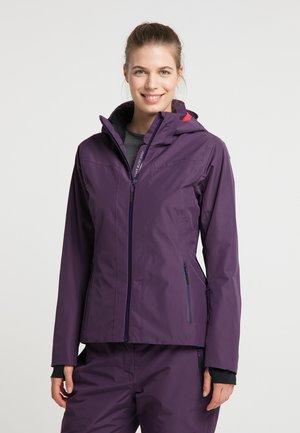 ELATION - Outdoor jacket - shadow purple