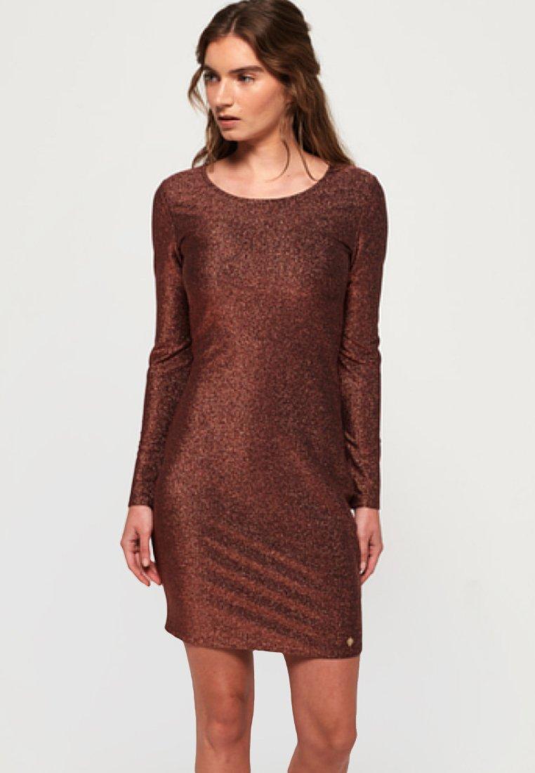 Superdry - Cocktail dress / Party dress - copper