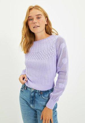 PARENT - Trui - purple