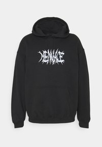 Mennace - LIGHTNING STEED REGULAR HOODIE - Luvtröja - black - 5