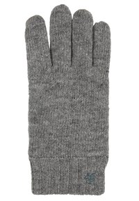 Marc O'Polo - GLOVES WITH TOUCH SCREEN FINGER - Gloves - graphite grey melange - 1