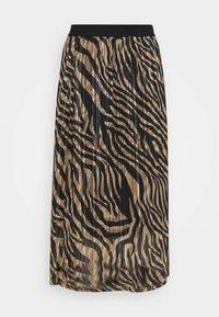 Kaffe Curve - KCVENKE SKIRT - A-line skirt - black - 7
