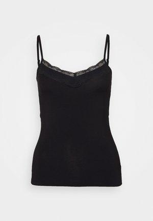 CIDDY TOP - Maglietta intima - noir