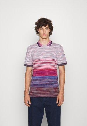 SHORT SLEEVE - Polo shirt - rosso