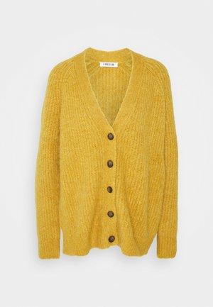 ELIANDRO CARDIGAN - Cardigan - gelb