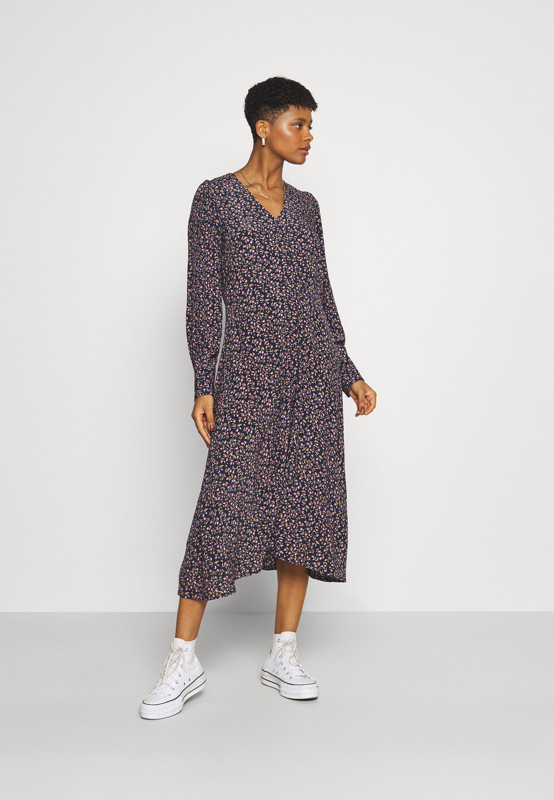 Women YASSELMIA MIDI DRESS - Day dress