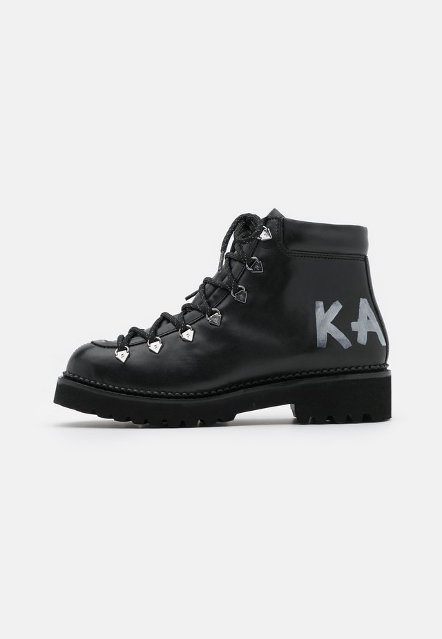 KADET HIKER BOOT - Bottines à lacets - black