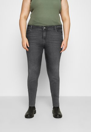 CARLAOLA LIFE - Jeans Skinny Fit - grey denim