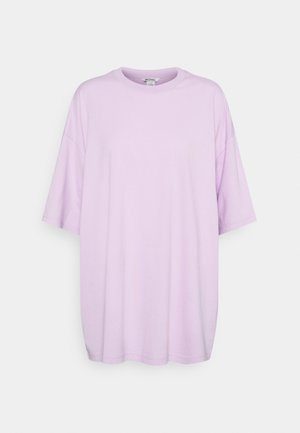 CISSI TEE  - Basic T-shirt - lilac purple light