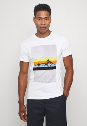 Print T-shirt - off-white