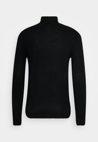 Wool & Co - ROLLI  - Svetr - schwarz - 1