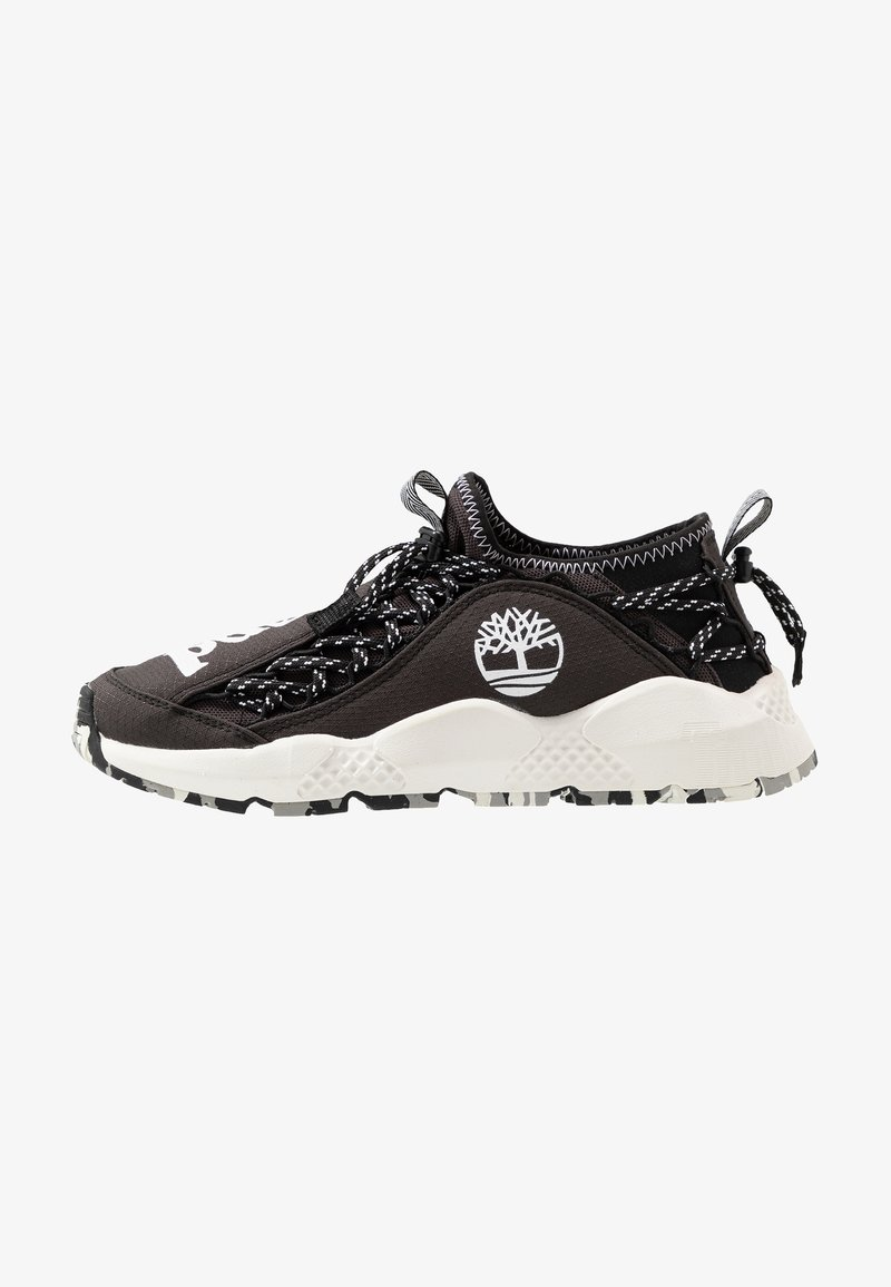 Timberland - RIPCORD FABRIC - Trainers - black