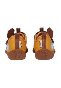 Affenzahn - Touch-strap shoes - orange - 2