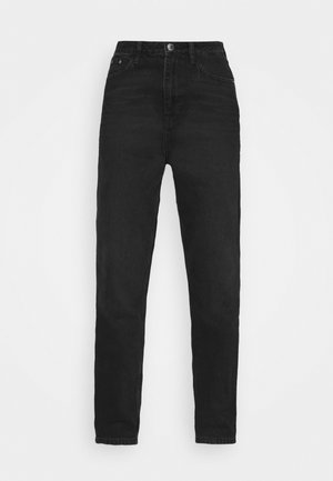 Džíny Relaxed Fit - washed black