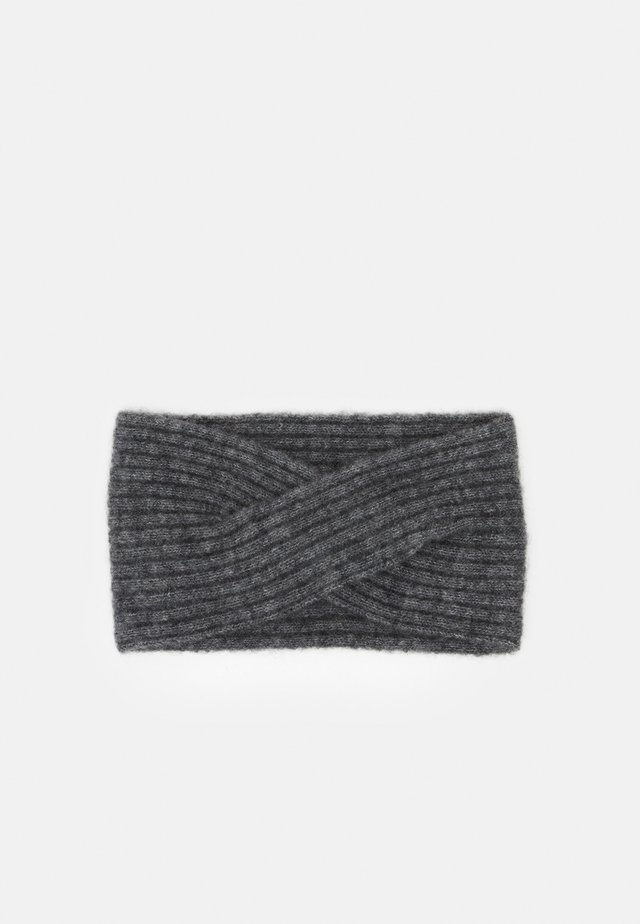 PCBANA HEADBAND  - Ear warmers - medium grey melange