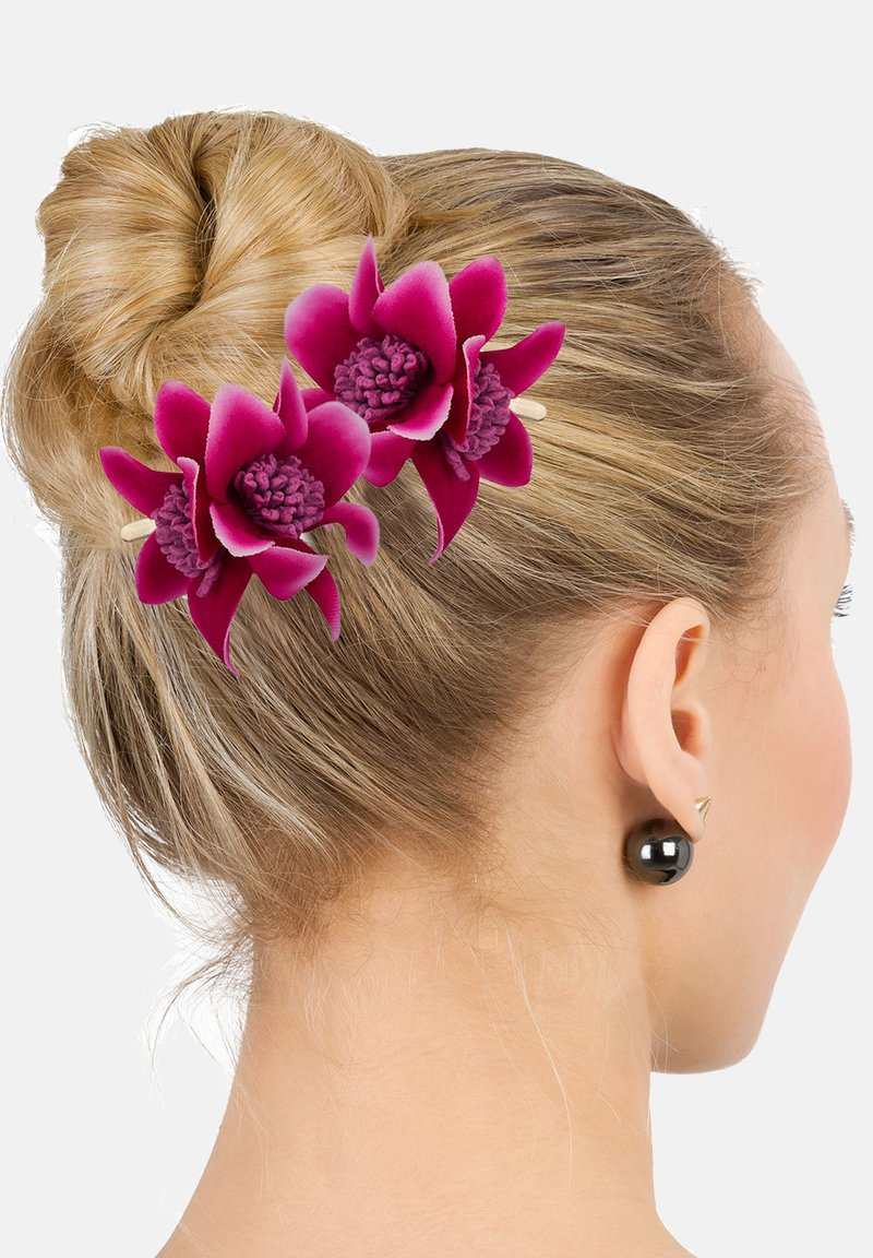 Six - 2 PACK - Hair styling accessory - lilac