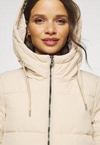 ONLY Petite - ONLDOLLY LONG PUFFER COAT - Winter coat - humus - 3