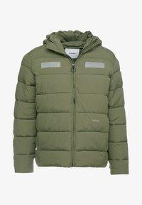 Soulland - NILS - Winterjas - green - 8