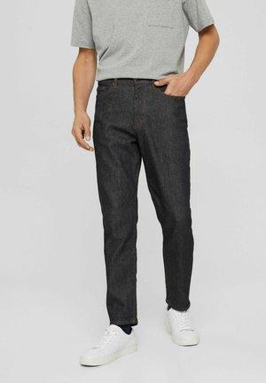 Jeans straight leg - blue dark washed