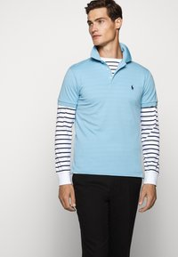 Polo Ralph Lauren - SLIM FIT MODEL - Polo - powder blue - 3