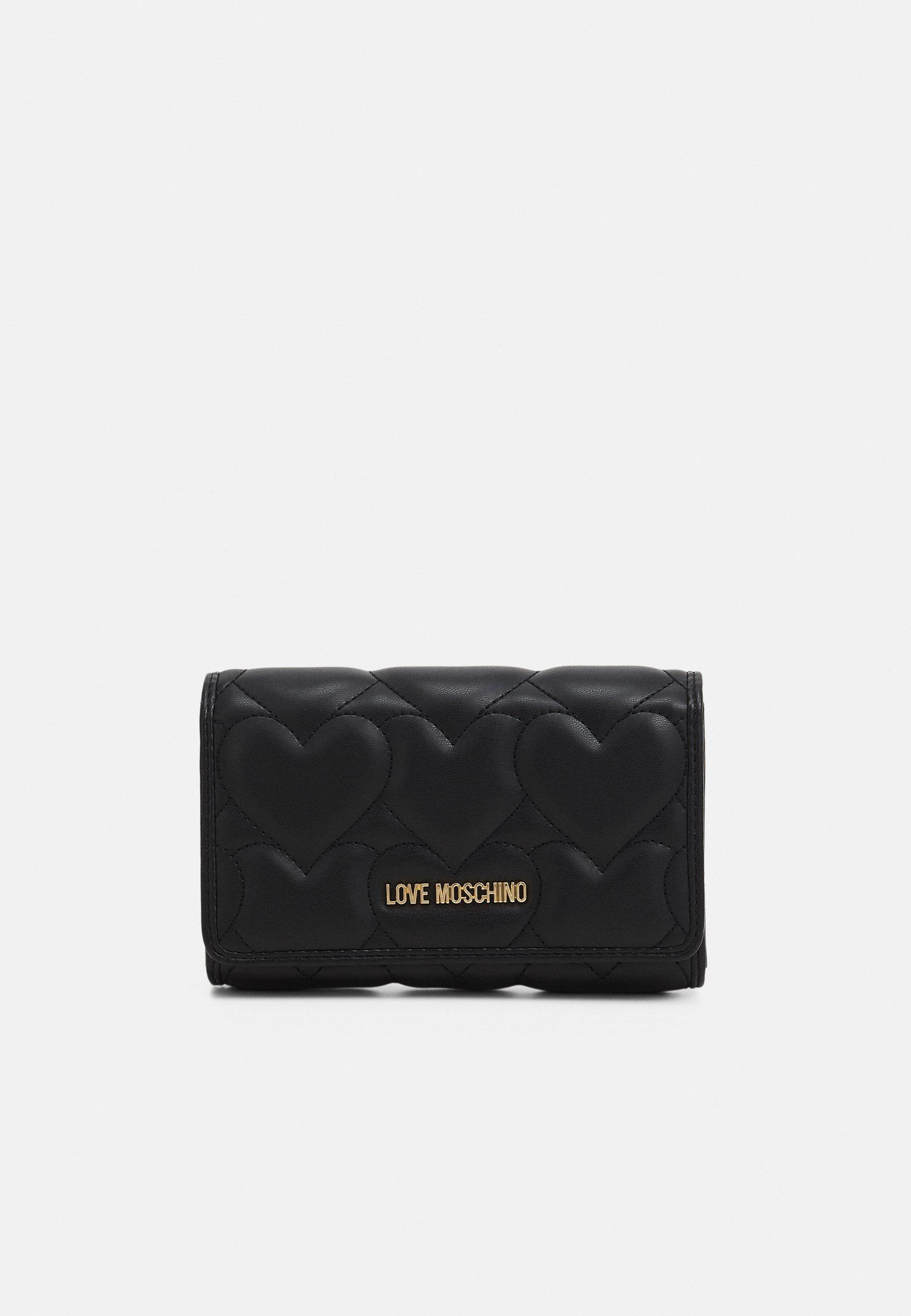 Women LOGO FLAP WALLET - Wallet