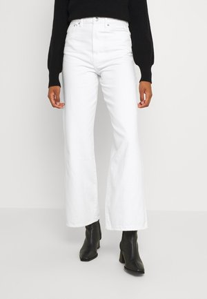 IDUN WIDE - Jeans relaxed fit - raw white